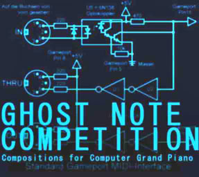 Ghost Note Competition 2008
